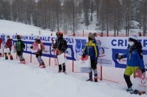 Criterium Cuccioli: profeti in patria i giovani sciatori di Cortina