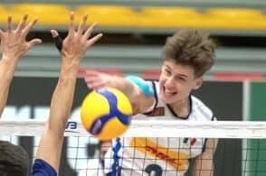 Bristot convocato per la semifinale scudetto: è nella storia del Trentino Volley