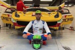 Sognando la 24 ore di Le Mans: Andrea Fontana torna in pista