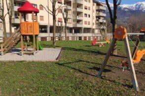 Sistemato il parco giochi del Boscariz: nuovo spazio per la socialità