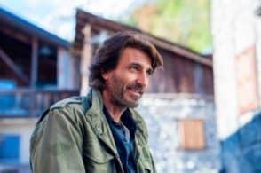 Daniele Liotti e le Dolomiti: «Commosso davanti a tanta bellezza»
