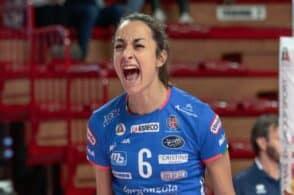 Elisa Zanette è in finale scudetto: la sua Novara affronterà l'Imoco