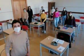 """""""A scuola di libertà"""": educazione civica in cattedra con Jabar"""