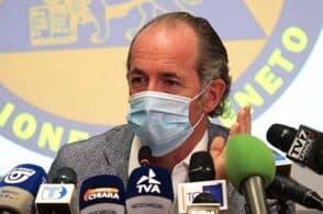 Zaia: «Il Veneto torna in zona arancione. E riaprono le scuole»