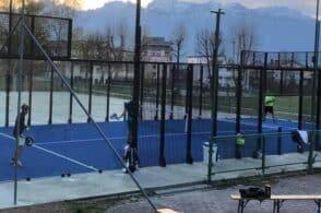Parco Lotto di Trichiana: la stagione si apre nel segno del padel
