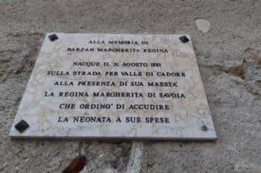 La Regina Margherita e il parto per strada: una storia fiabesca in Cadore