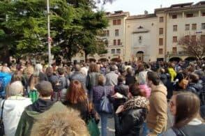 """No paura day"": altre 24 sanzioni per i manifestanti senza mascherina"
