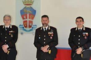 Comando provinciale: promozione per Bergamo, Marti e Tantalo