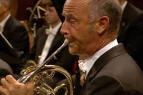 Danilo Stagni: a Cortina il primo corno solista del teatro La Scala