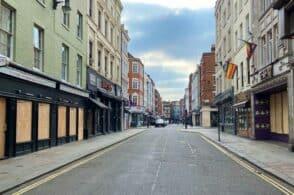 """«Il lockdown nella """"mia"""" Londra, tra gesti di generosità, letture e Zoom»"""