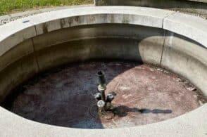«Dal marciapiede alla fontana: le opere vanno portate a termine»