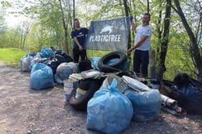 Nevegal libero da rifiuti e inciviltà: i volontari tonano in azione