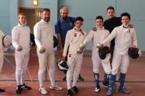 Scherma Dolomiti: poker di medaglie ai campionati regionali