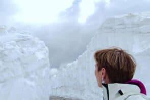 Muri di neve in quota: i gestori dei rifugi al lavoro per aprire entro il 20