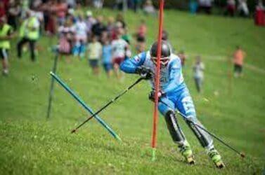 Sci d'erba: la Coppa del mondo fa tappa a Cortina